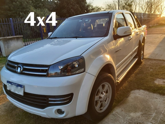 Great Wall Wingle 5e Europea 4x4 Nafta 2.4 Lujo Super Luxury