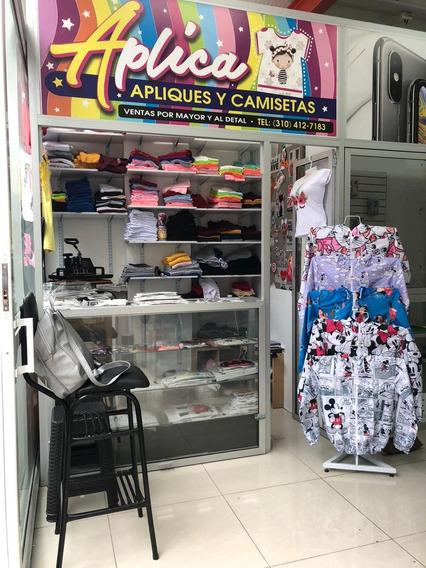 Vendo Negocio De Venta De Camisetas En La Septima Con 17