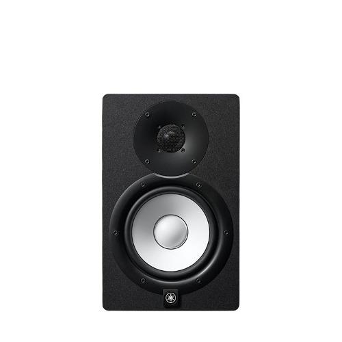 Monitor Yamaha Hs7 Bi-amplificado Preto 110v