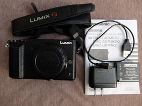 Lumix Gx85 Com 313 Clicks Gx7 M2 Micro 4/3 Micro4/3