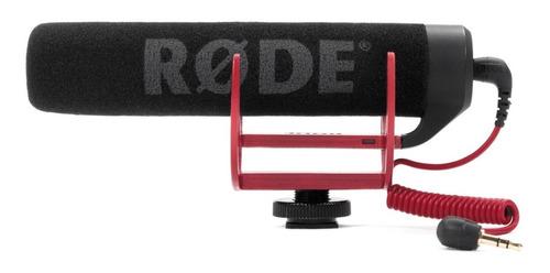 Micrófono Rode Videomic Go Para Canon Nikon Sony Dslr