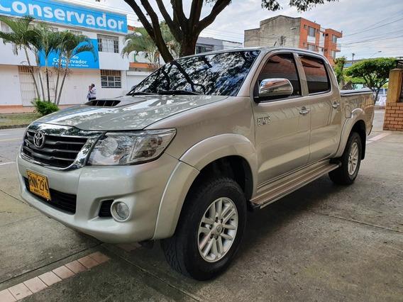 Toyota Hilux Vigo Europea 2 Plus