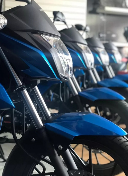 Honda Twister Cb 125 Nuevos 2019 - Se Rematan Ultimas Motos