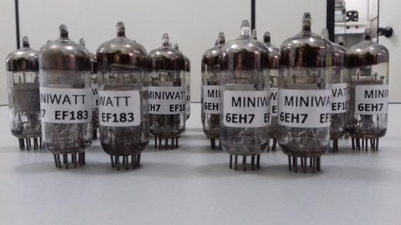 Valvula 6eh7 Ef183 Marca Miniwatt