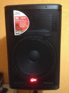 Bafle Qmc 15-400 Amplificado Y Bluetooth