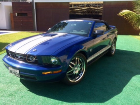 Vendo Ford Mustang Conversivel V6 4.0 Impecável