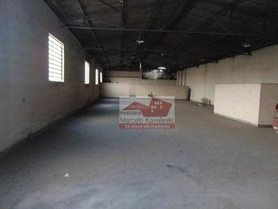 Galpão Comercial Para Locação, Bairro Inválido, Cidade Inexistente - Ga0062. - Ga0062