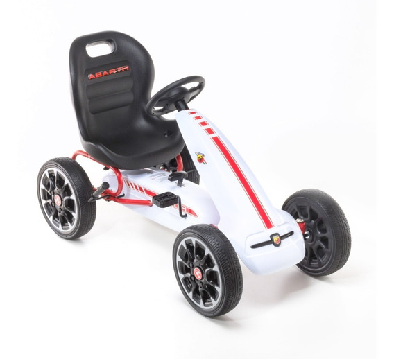 Karting A Pedal Para Niños Gigantes 4 A 8 Años