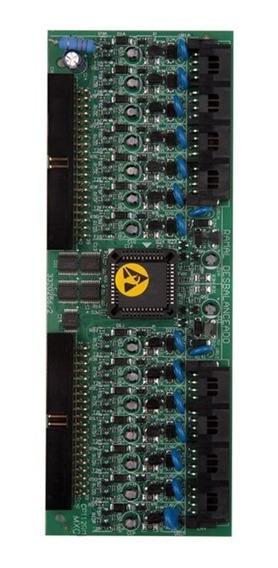 Placa 16 Ramais Desbalanceadas Cp 48 / Cp 112 Intelbras Tf