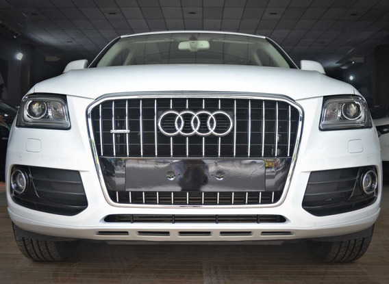 Audi Q5 2.0 Tfsi Quattro C/ Teto Solar. Branco 2014/15