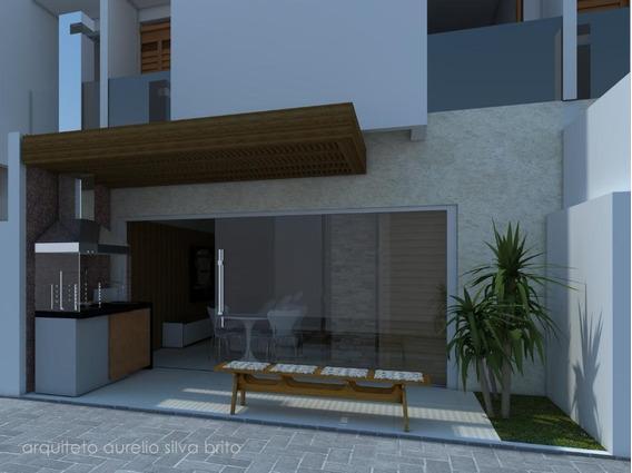 Casa Em Massaguaçu, Caraguatatuba/sp De 108m² 3 Quartos À Venda Por R$ 350.000,00 - Ca473385