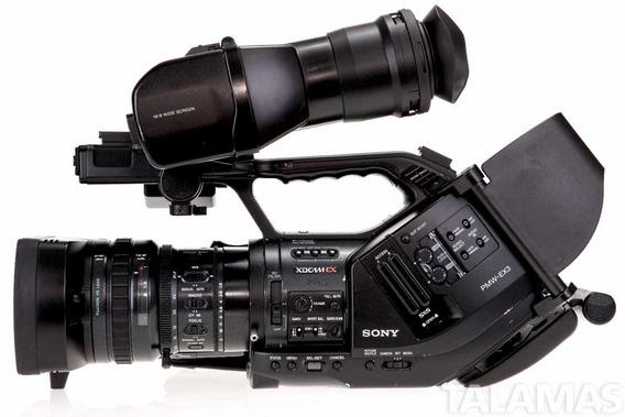 Filmadora Sony Xdcam Pmw-ex3