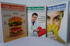 Coleção Vida Saudável - Kit Com 3 Livros Dra. Anjali Arora**