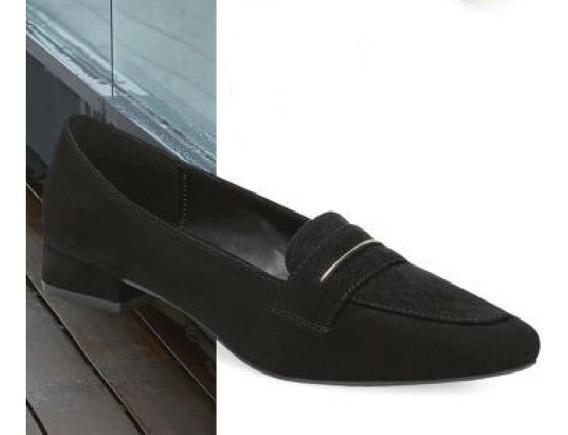 Zapatos Cerrados Tacón Bajo Modelo Cosmo Paris