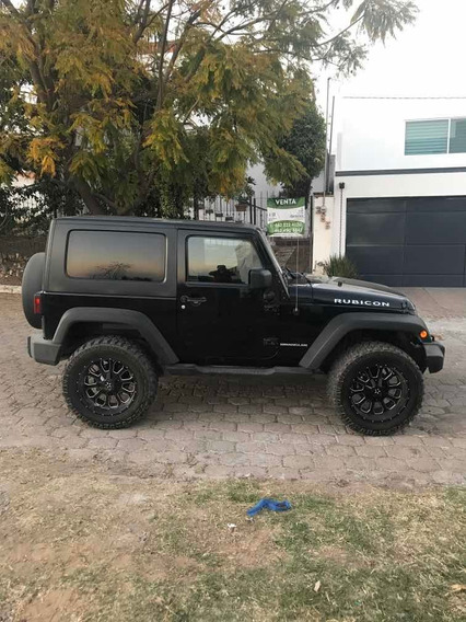 Jeep Wrangler 2008 Rubicon 4x4 At