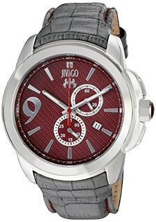 Reloj Casual De Acero Inoxidable De Cuarzo Suizo Gliese De J