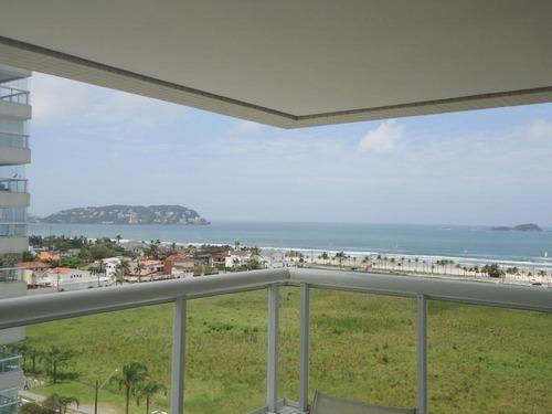 Apartamento Residencial À Venda, Enseada, Guarujá - Ap2589. - Ap2589