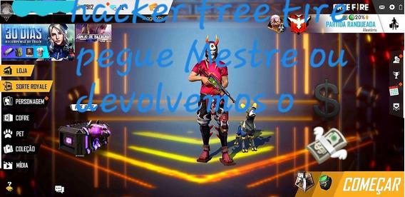 -hacker Free Fire... Atualizado 14 De Agosto.