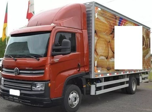 Volkswagen Delivery Express 11 180 4x2 Ano 2017/17 Impecável