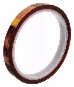 Fita Kapton Resistente A Altas Temperaturas 6mm X 33mm