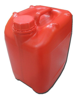 Bidon Para Combustible De 10 Litros Apilable Reforzado