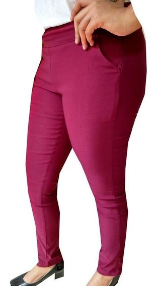 17240 Pantalon Skinny De Vestir Shura