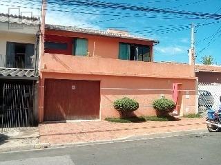 Casa Residencial À Venda, Jardim Novo Horizonte, Sorocaba - Ca1590. - Ca1590