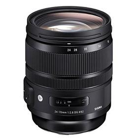 Sigma 24-70mm F /2.8 Dg Os Hsm Art Lens Para Nikon F