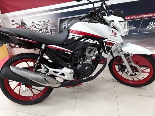 Nova Honda Cg Titan Serie S - Linda Exclusiva