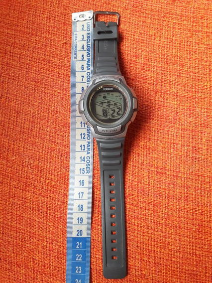 Relógio Pulso Terner Sport Xj-675 Leia Descrição