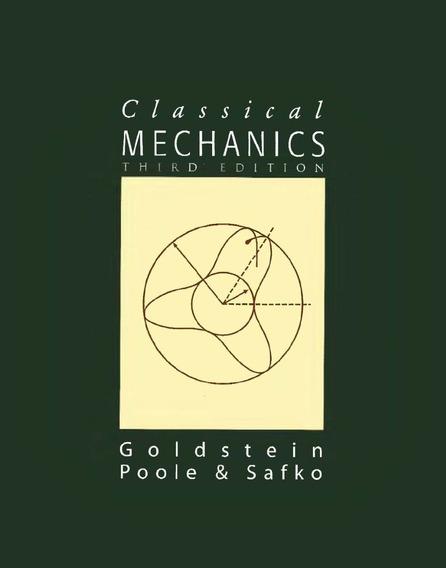 Solução Classical Mechanics- Herbert Goldstein