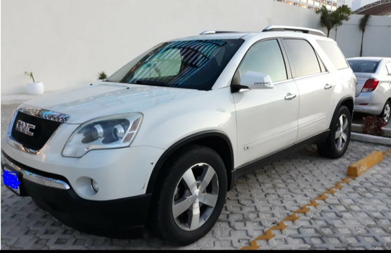 Gmc Acadia 3.6 A 8 Pas N 4x2 At 2009