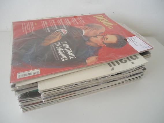 Revistas Piauí Avulsas Novas E Lacradas - Preço Por Revista