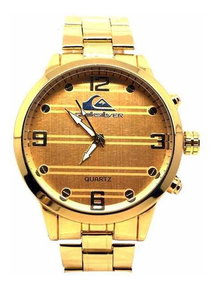 Relógio Quiksilver Inoxidável! ** Queima De Estoque 2020 **