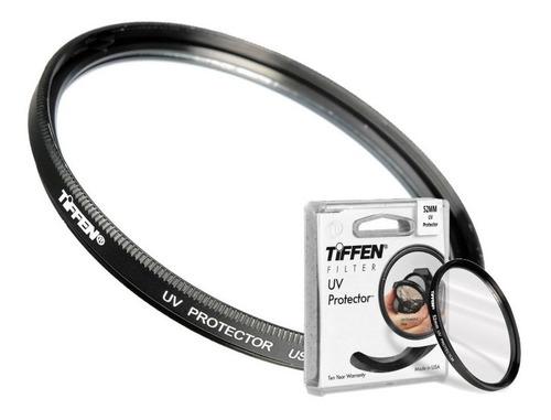Filtro Uv Profesional 52mm Tiffen 55-200mm 18-55mm 35mm Y+