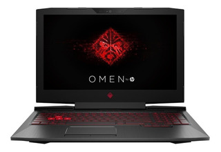 Omen Gamer Hp 15-ce006la 15.6 I7 12gb 120gb + 1tb Gtx1050
