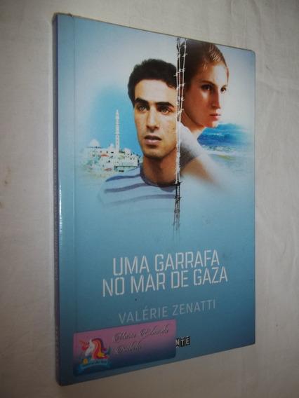 Livro Uma Garrafa No Mar De Gaza Valérie Zenatti