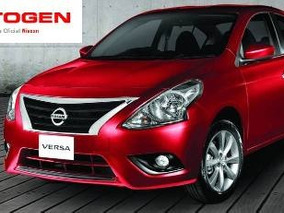Nissan 2018 Versa Advance At 107cv