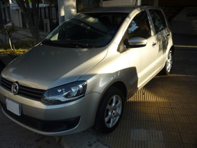 Volkswagen Fox 1.6 Confortline Pack Full Unica Mano