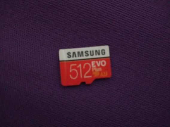 Cartão De Memória Samsung 512gb-de 350,00 Por 200,00