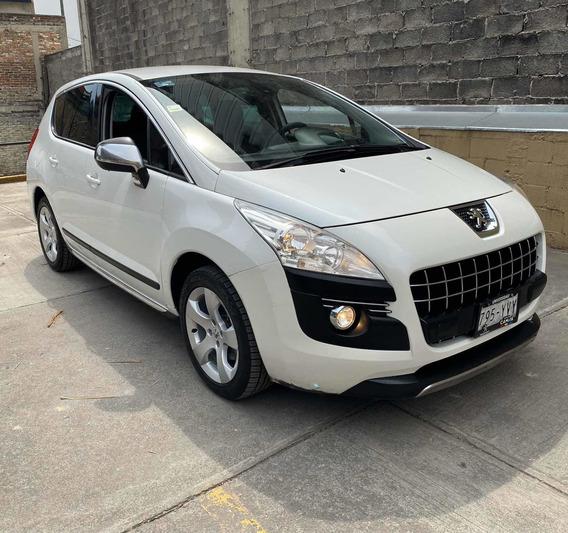 Peugeot 3008 3008 5ptas Turbo Ta