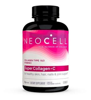 Super Colágeno+c Neocell 120 Tablets