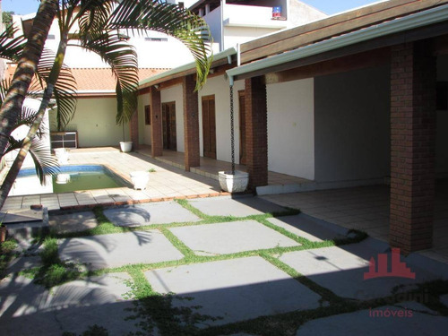 Imagem 1 de 17 de Casa Com 2 Dormitórios À Venda, 170 M² Por R$ 630.000,00 - Jardim Primavera - Americana/sp - Ca2577