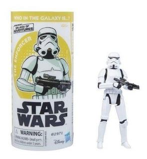 Hasbro Star Wars Galaxy Of Adventures Imperial Stormtrooper