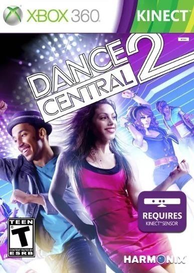 Dance Central 2 - Xbox 360 Mídia Digital Roraima Games