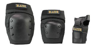 Protecciones Blazer Reforzada Negra