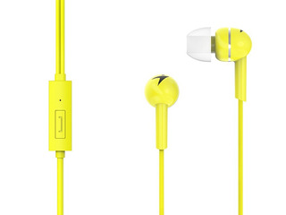 Auricular Genius Hs M300 In Ear Manos Libres Celular Yellow