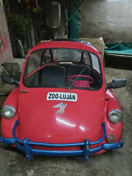 Heinkel Microcupe Microcupe Funciona