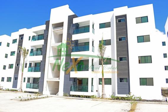 Apartamentos C/piscina De Oportunidad Santiago (eaa-231 A4)