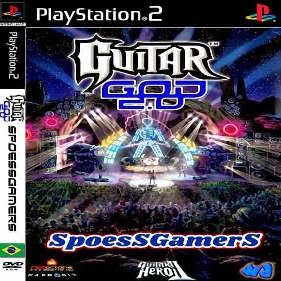 Guitar Hero 2 God 2.0 Ps2 Spin-offs Patch ..